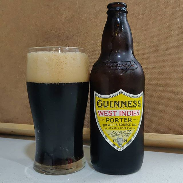 Cerveza Guinness West Indies Porter