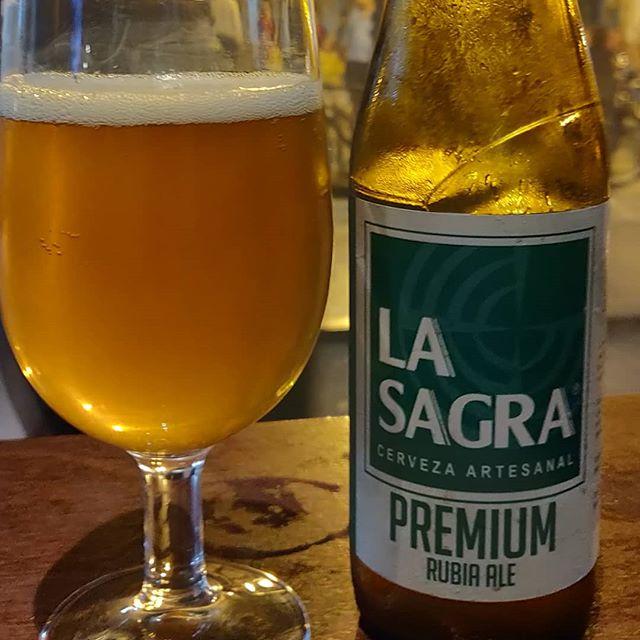 Cerveza La Sagra Premium