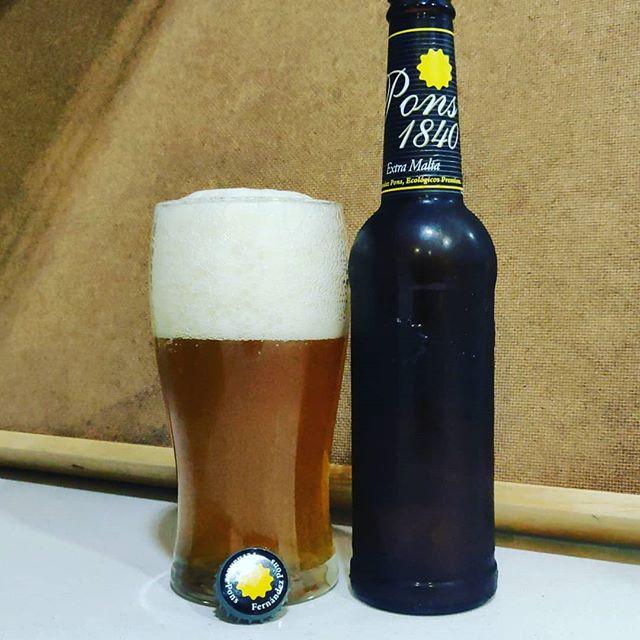 Cerveza Pons 1840