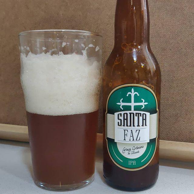 cerveza santa faz ipa