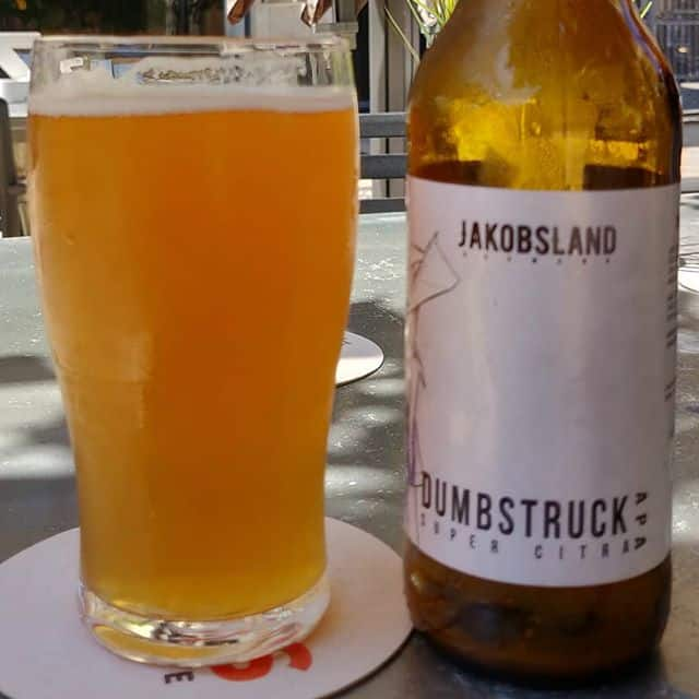 Cerveza Jakobsland Dumbstruck Super Citra Ale