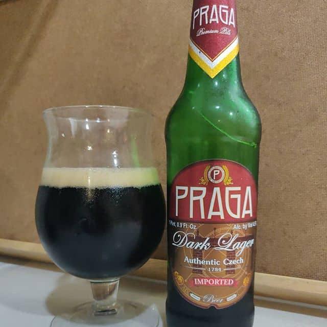 Cerveza Praga Dark Lager