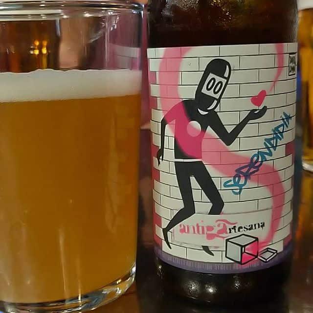 Cerveza Serendipia de Antiga Artesana