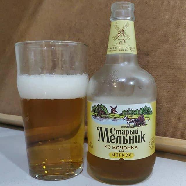 Cerveza rusa Stariy Melnik