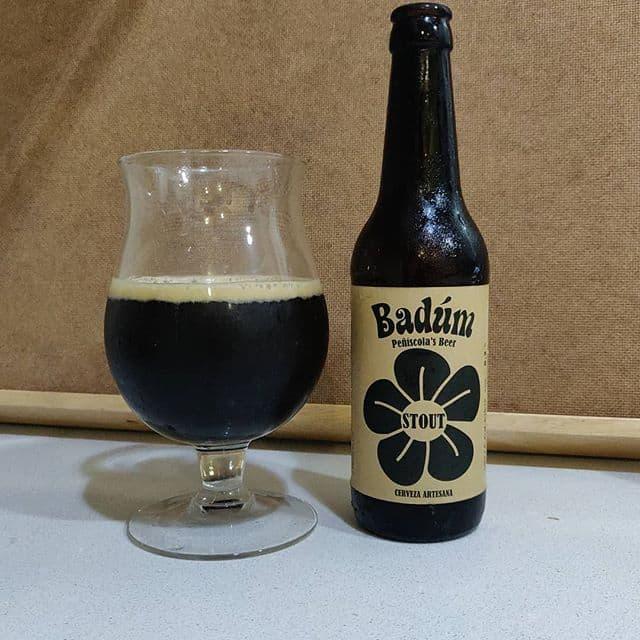 Cerveza Badúm Stout