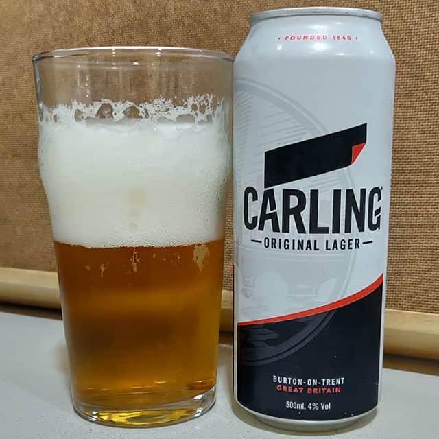 Cerveza Carling