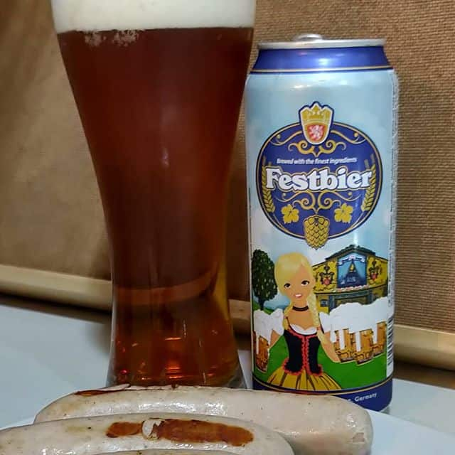 Cerveza Festbier