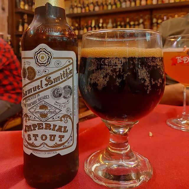 Cerveza Samuel Smith Imperial Stout
