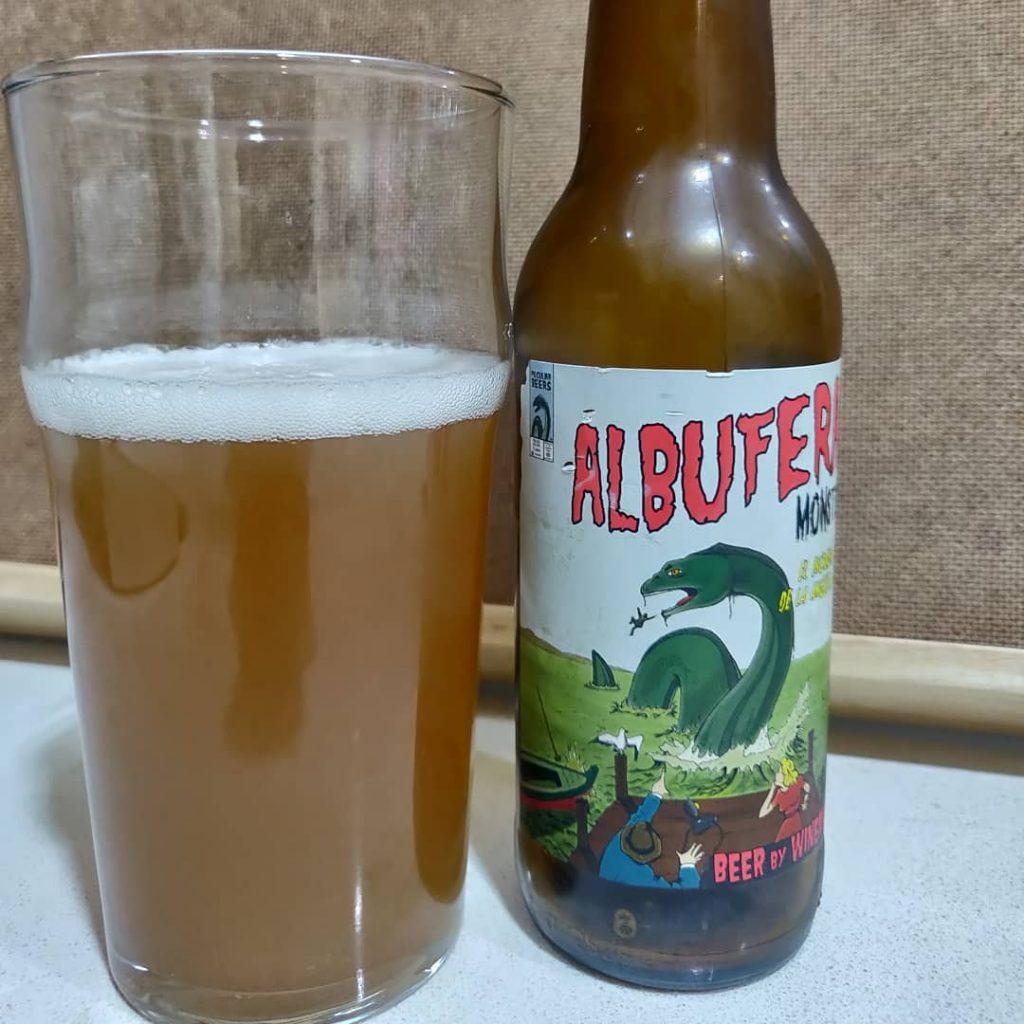 Cerveza Albufera Monster