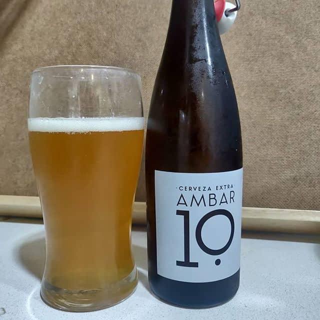 Cerveza Ambar 10