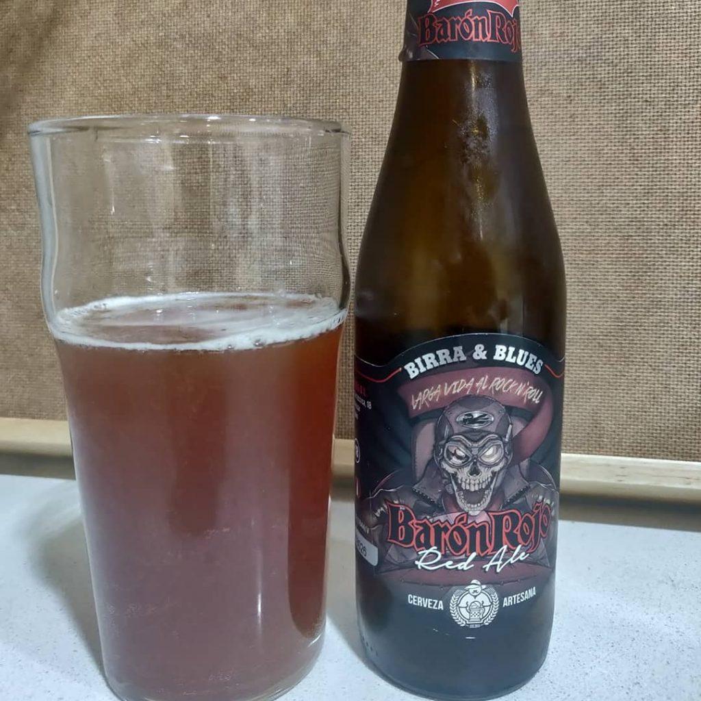 Cerveza Barón Rojo