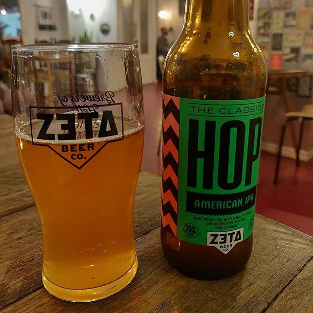 Cerveza Hop de Zeta Beer