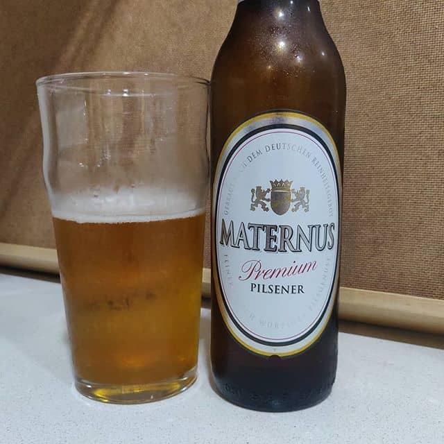 Cerveza Maternus