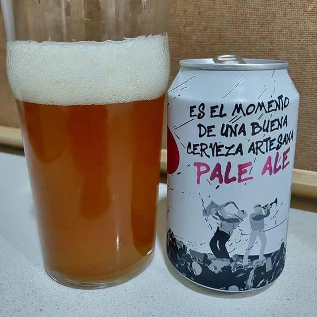 Cerveza Pale Ale de Arriaca para la marca Karlsquell