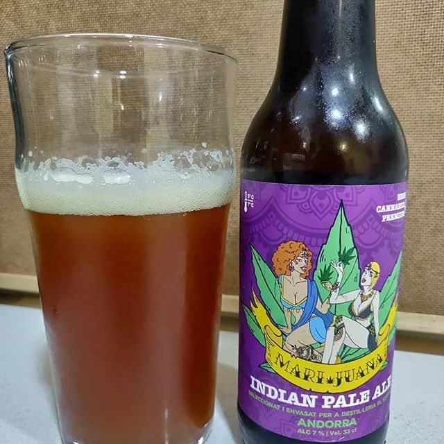 Cerveza Marijuana IPA