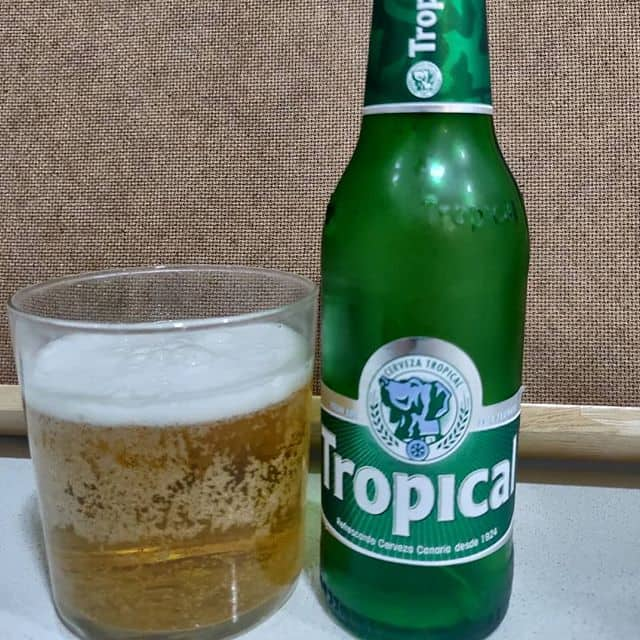 Cerveza Tropical