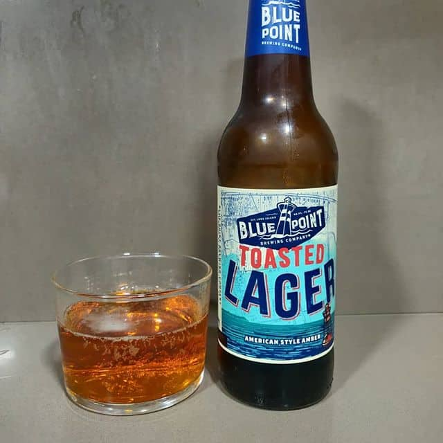 Cerveza Blue Point Toasted Lager