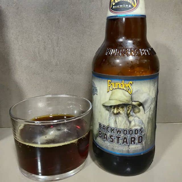 Cerveza Founders BlackWoods Bastards