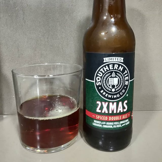 Cerveza Souther Tier 2xMAS