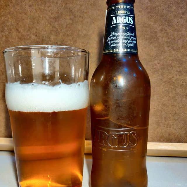 Cerveza Argus Reserva 1844