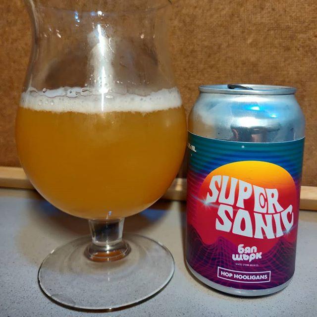 Cerveza Super Sonic