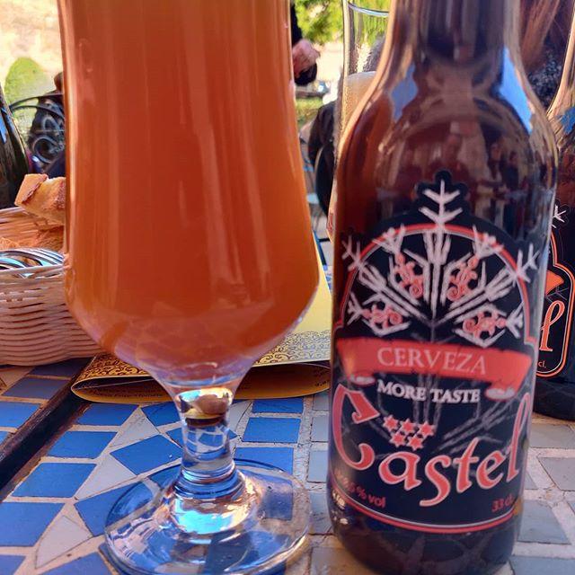 Cerveza Castel More Taste