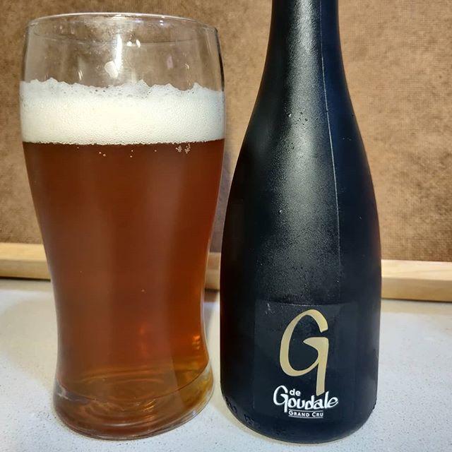 Cerveza G de Goudale Grand Cru