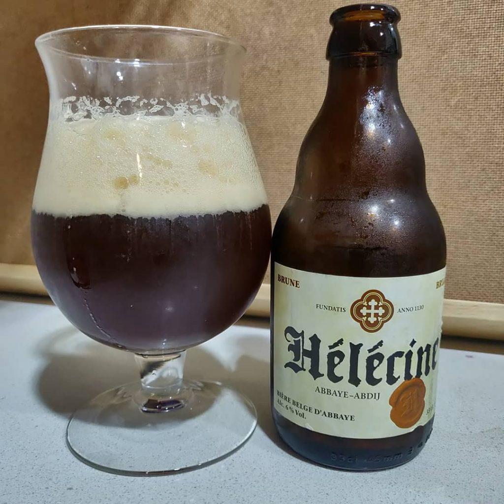 Cerveza Helecine Brune