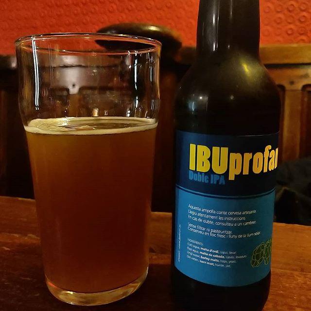 Cerveza Ibuprofano
