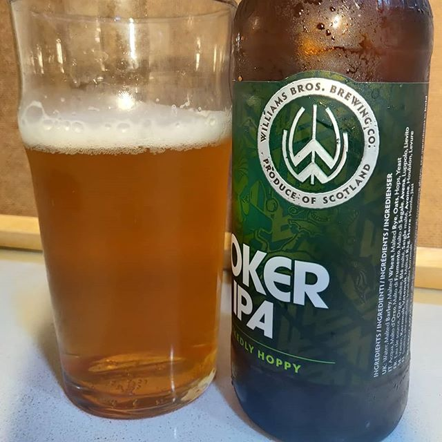 Cerveza Joker IPA