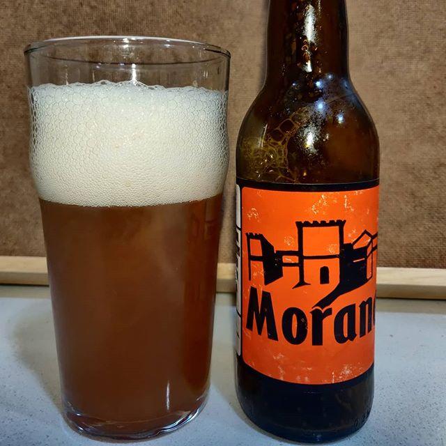 Cerveza La Morana Blonde Ale