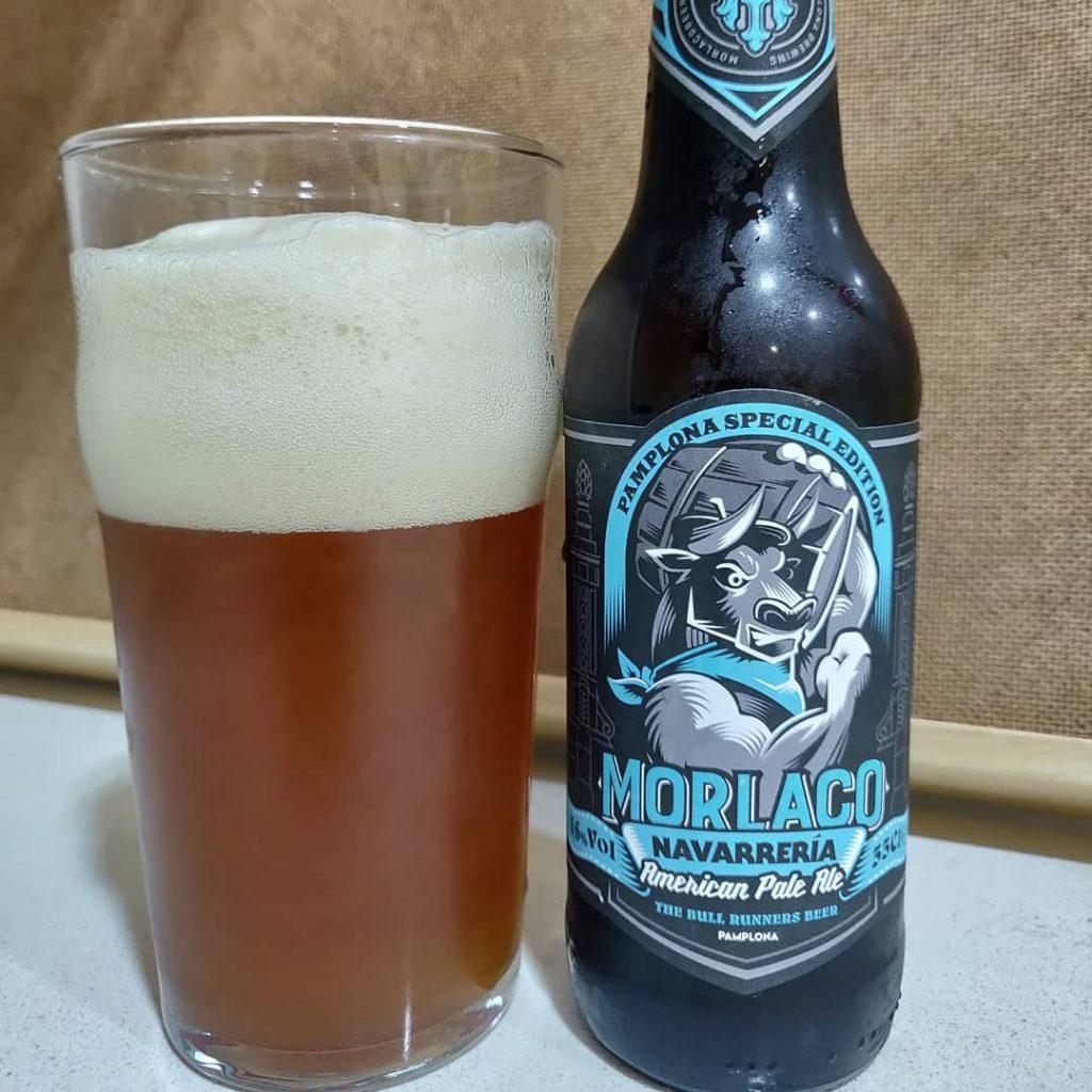 Cerveza Morlanco Navarreria