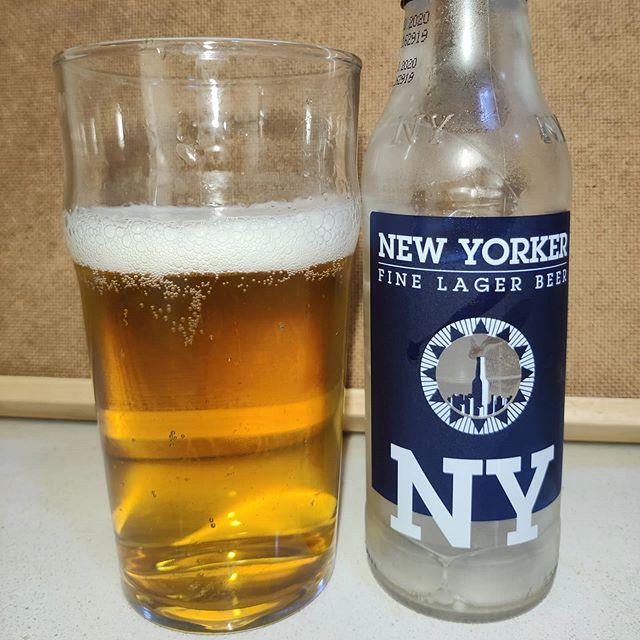 Cerveza New Yorker