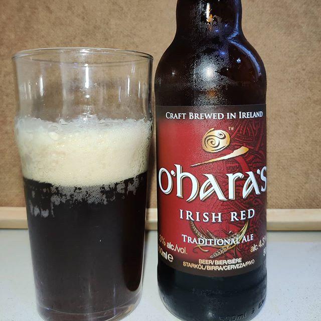 Cerveza O'Hara's Irish Red