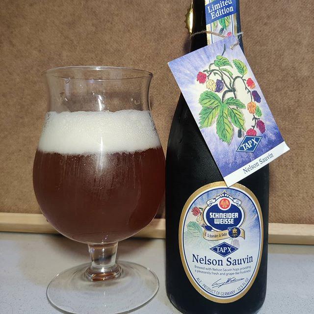 Cerveza Schneider Weisse Tap X Mein Nelson Sauvin.