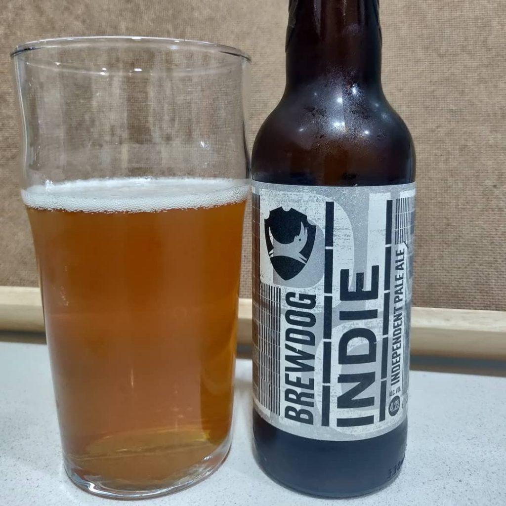 Cerveza Brewdog INDIE