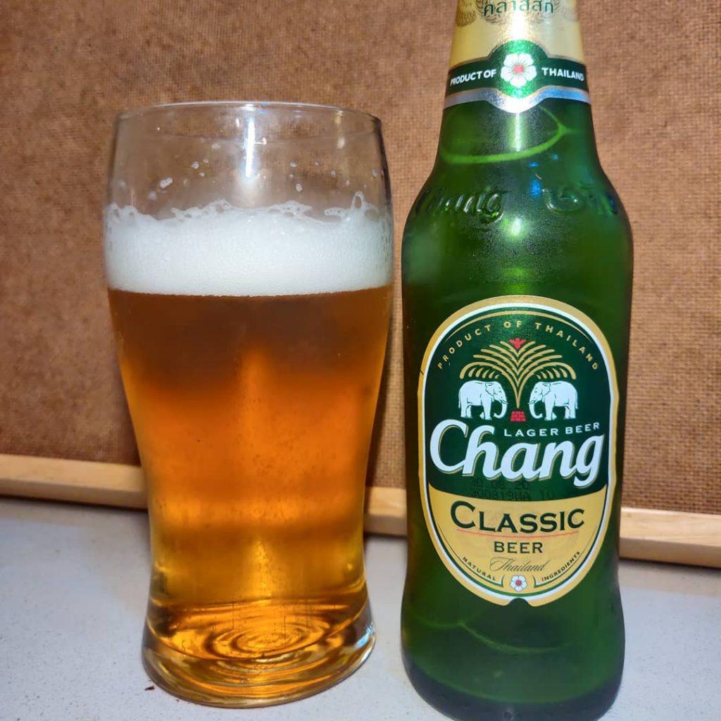 Cerveza Chang Lager