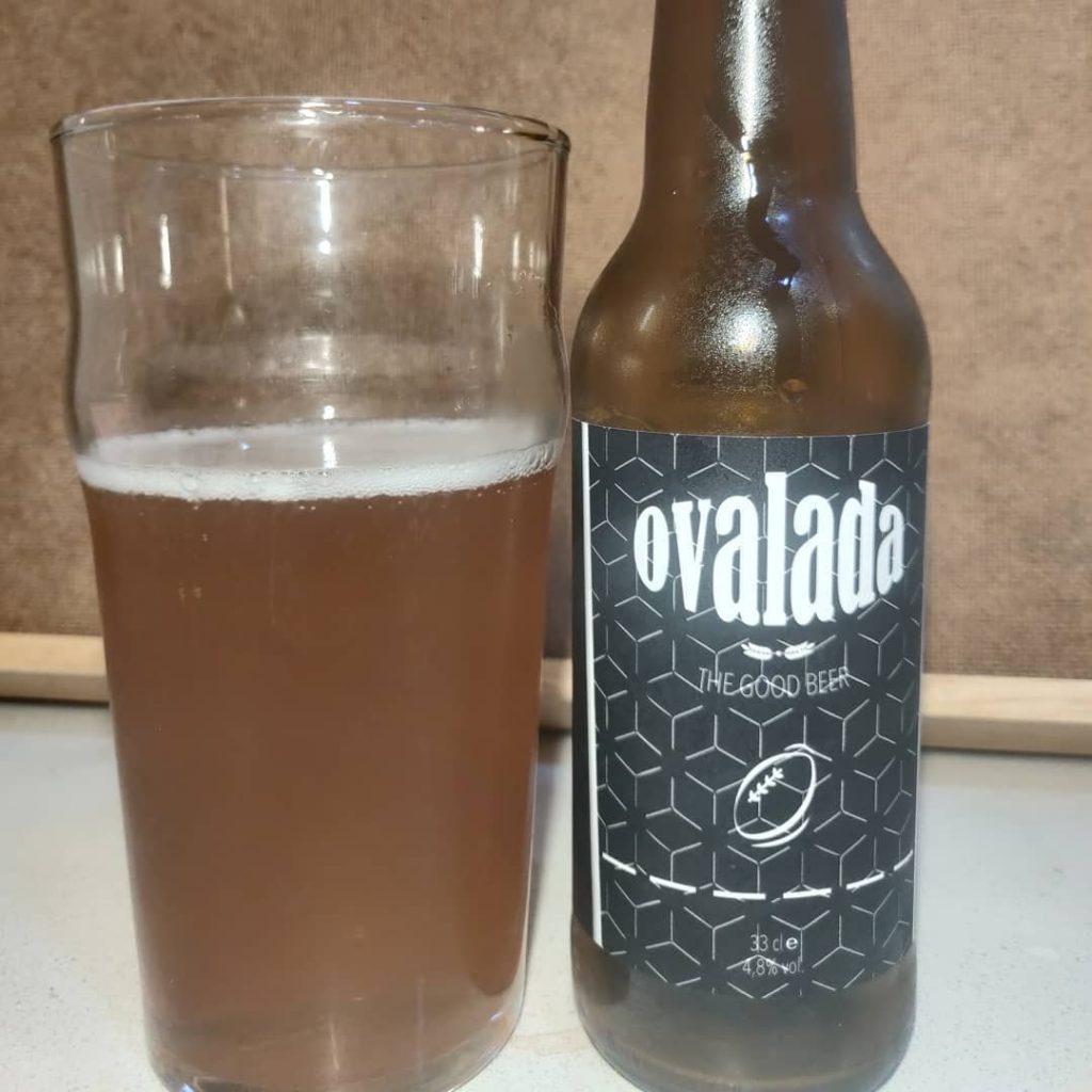 Cerveza Ovalada