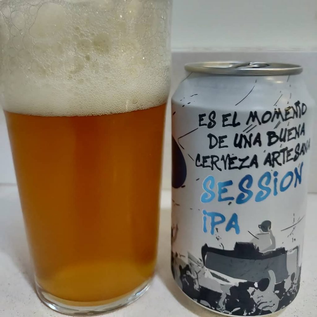 Cerveza Session IPA Karlsquell
