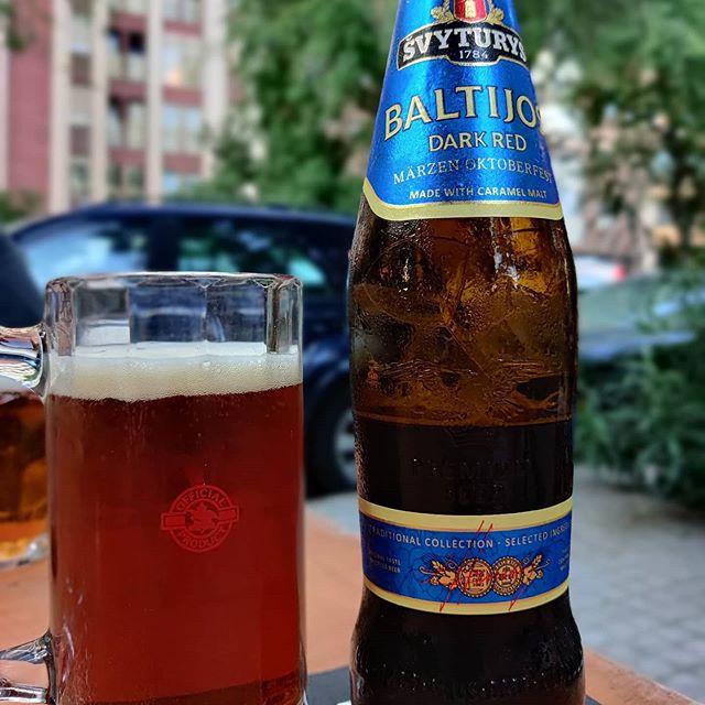 Cerveza Svyturys Baltijos