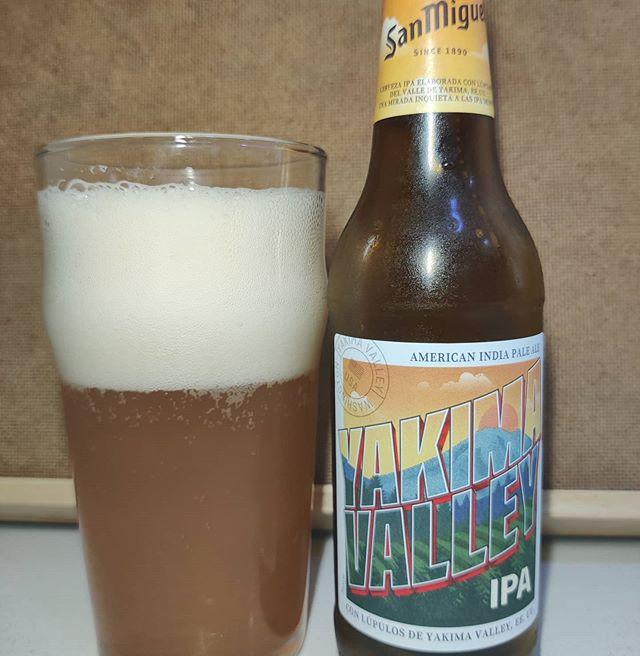 Cerveza Yakima Valley de San Miguel
