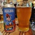 Cerveza Alegría Ipaman