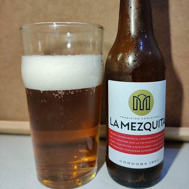 Cerveza La Mezquita