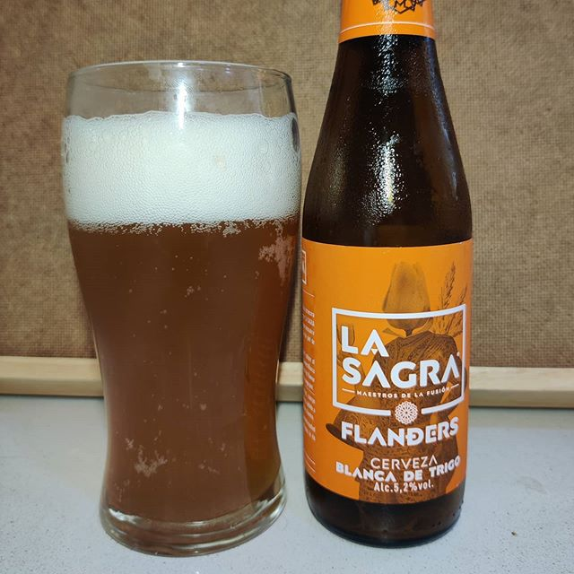 Cerveza Trigo La Sagra Flanders