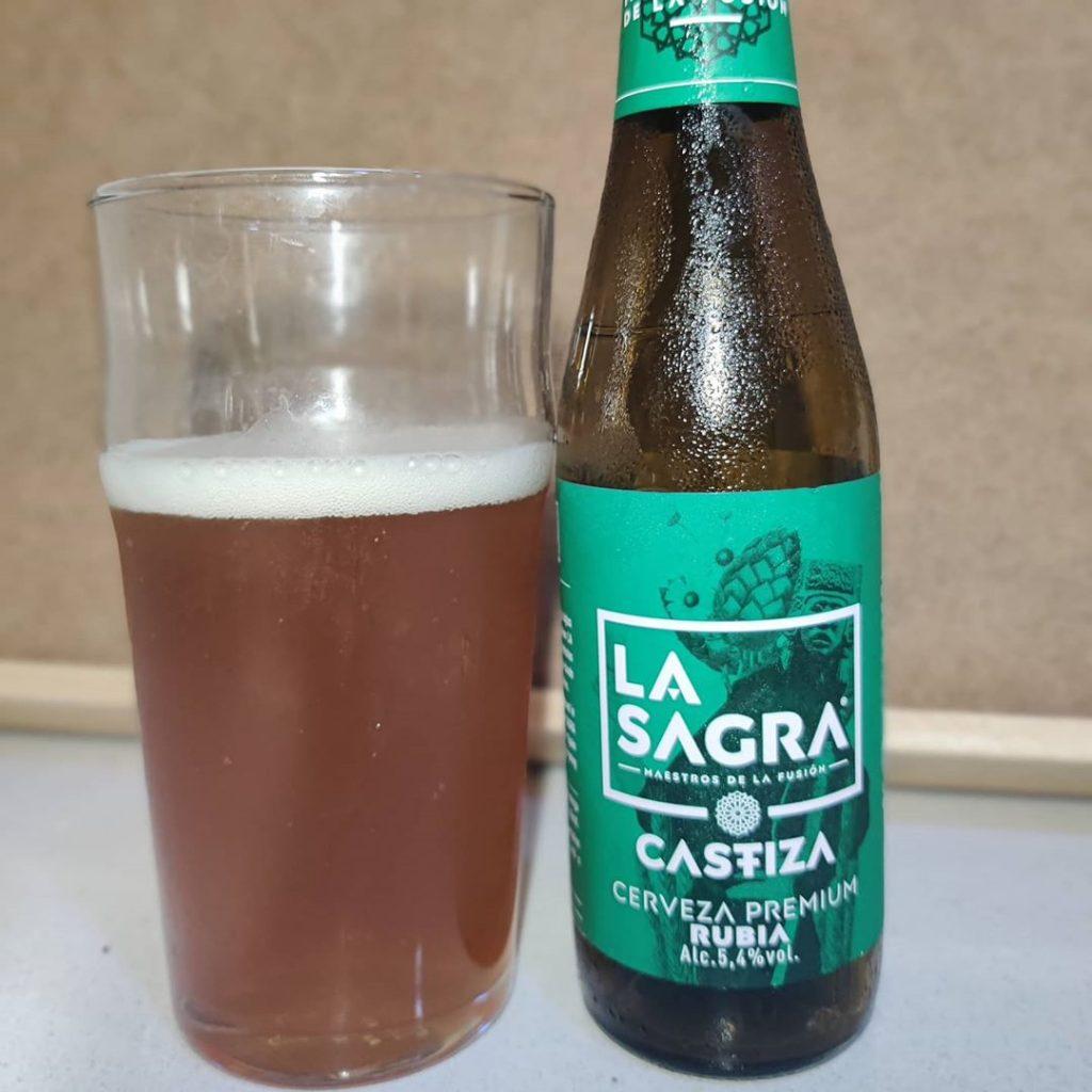 Cerveza La Sagra Castiza