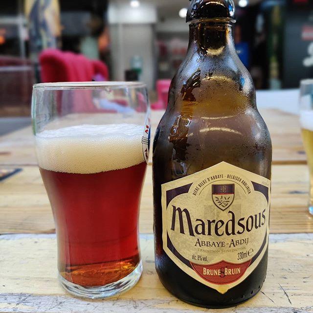 Cerveza Maredsous 8 Brune