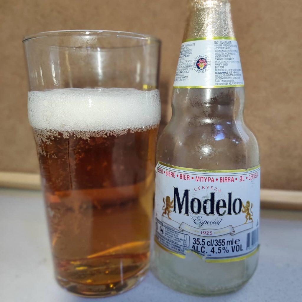 Cerveza Modelo Especial 1925.