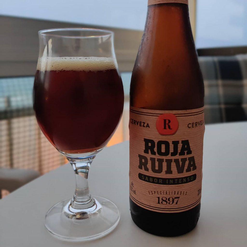Cerveza Roja Ruiva Especialidades 1897 de Mercadona