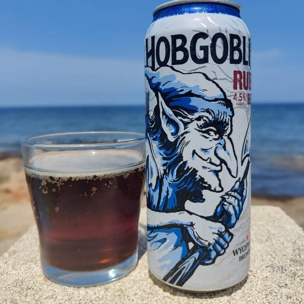 Cerveza Hobgolin Ruby de Wychwood