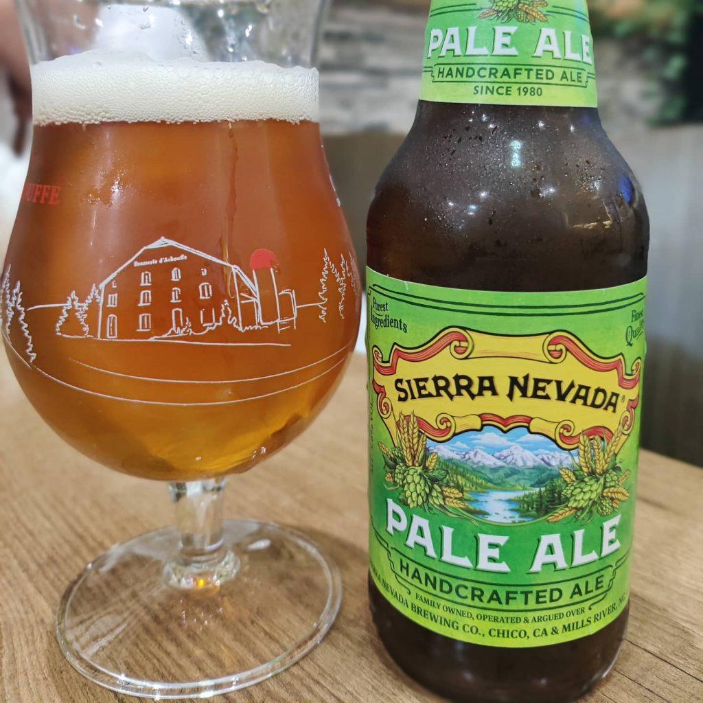 Cerveza Sierra Nevada Pale Ale